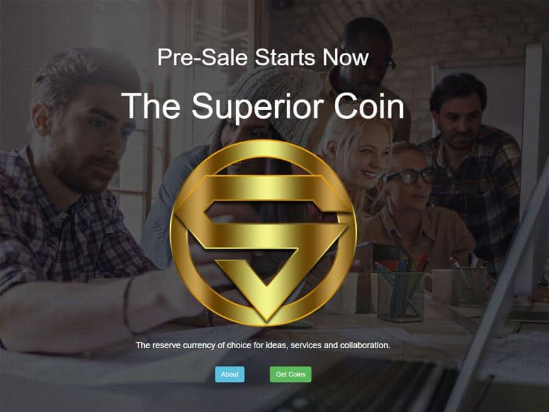 superior coin kryptowährung